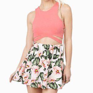 Tobi Floral Leave You Speechless Skirt